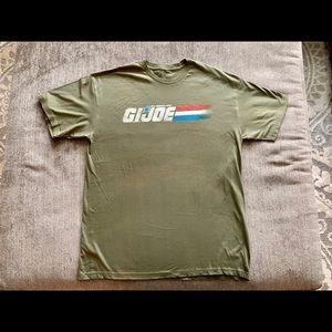 Pre-Owned Vintage GI Joe Men's XL t-shirt